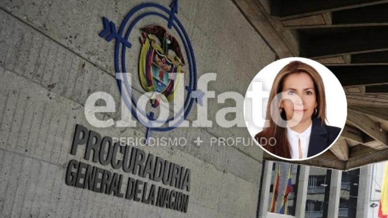 Alba Cristina Morales es la nueva procuradora regional del Tolima