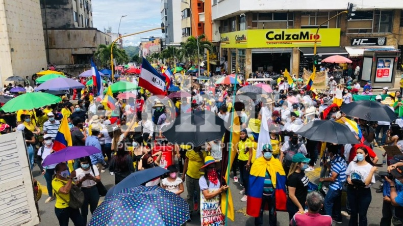 Sindicatos, estudiantes y maestros realizarán plantón este jueves en Ibagué