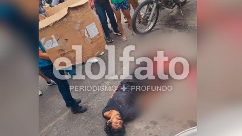 Violenta riña dejó un herido en la Plaza de la 14 de Ibagué