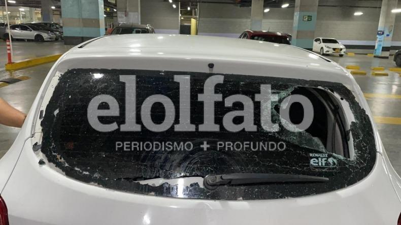 Denuncian hurtos y ataque a vehículos en medio de la celebración por el triunfo del Deportes Tolima
