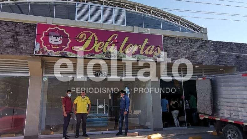 Locales comerciales de El Salado paralizados por daño en el servicio de energía
