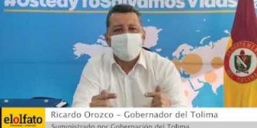 Embedded thumbnail for Secretaría de Salud del Tolima empezará a realizar pruebas aleatorias de COVID-19