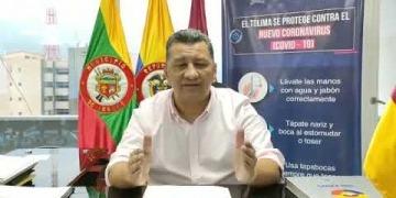 Embedded thumbnail for Orozco dice que la responsabilidad de lo que ocurra en el Tolima recae en el presidente Duque