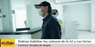 Embedded thumbnail for Alcaldía estudia la posibilidad de habilitar los coliseos de la 42 y Las Ferias para atender pacientes con COVID-19