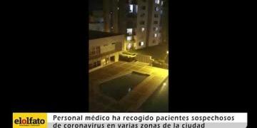 Embedded thumbnail for ¡El colmo! Vecinos convirtieron en espectáculo virtual el traslado de un posible paciente de coronavirus en Ibagué