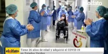 Embedded thumbnail for Dan de alta a paciente ibaguereña que ya no presenta síntomas de COVID-19, pero permanecerá aislada y a la espera de una nueva prueba