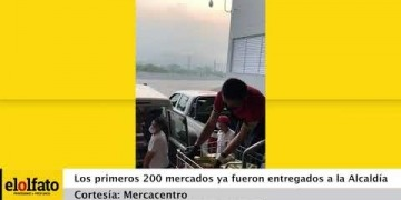 Embedded thumbnail for Mercacentro donará 1.000 mercados a las familias más necesitadas de Ibagué por la crisis del COVID-19