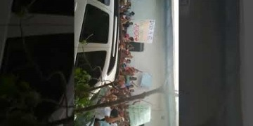 Embedded thumbnail for Seguidores del alcalde de San Luis capturado por presuntos hechos de corrupción piden su libertad