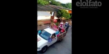 Embedded thumbnail for Polémica en Suárez por desfile folclórico que promovió la alcaldesa municipal Lucelly Villalba