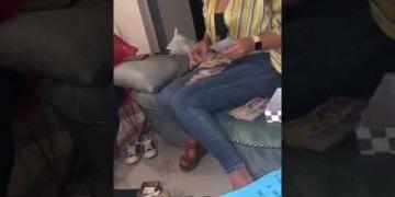 Embedded thumbnail for Pirámide 'estrato seis de Ibagué' II: el conteo de dinero en el apartamento de Carolina Barrios