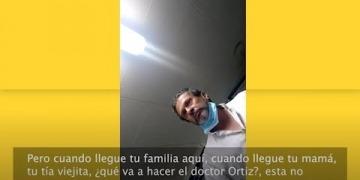 Embedded thumbnail for Médico dice que dejaría morir a familiares de motociclista que atropelló, si llegaran a necesitar de su atención