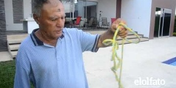 "Embedded thumbnail for ""Virgen santísima, yo dije: hasta aquí llegué"": Guillermo Cruz, mayordomo agredido cruelmente en zona rural de Ibagué"