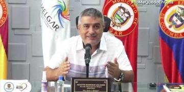 Embedded thumbnail for Alcalde de Melgar dice que el caso nuevo de coronavirus está en Tolemaida y no en su municipio