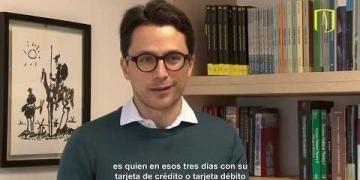"""Embedded thumbnail for """"Tres días sin Iva es poco sensato y populista"""": Profesor de Economía de la Universidad de los Andes"""