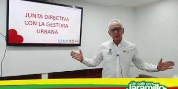 """Embedded thumbnail for """"Peñalosa como el Presidente tienen un muerto encima y eso va a traer muchos inconvenientes"""": Jaramillo"""
