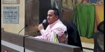 Embedded thumbnail for Duro enfrentamiento entre el secretario General de la Alcaldía de Ibagué y el presidente del Concejo Juan Pablo Salazar