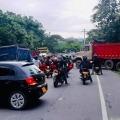 Estas son las seis vías bloqueadas por manifestantes en el Tolima