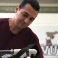 Estudiante de médicina veterinaria de la UT realiza silla de ruedas para pacientes caninos vulnerables