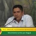 """""""Obras de los colegios públicos de Ibagué son un dolor de parto"""": concejal Bermúdez"""