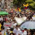Comité del Paro suspendió temporalmente las manifestaciones en el país