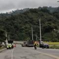 Reportan siete bloqueos viales este jueves en el Tolima
