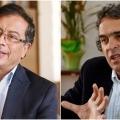 Petro y Fajardo encienden las redes sociales con sus propuestas tributarias