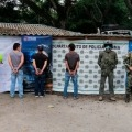 Cárcel a tres hombres por presuntamente utilizar a menores de edad para cometer delitos en el Tolima
