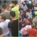 Ciudadanos golpearon a presuntos ladrones que hurtaron un celular en el centro de Ibagué