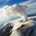 El Volcán Nevado del Ruíz reportó sismos y emisiones de ceniza