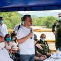 Gobernador Orozco pide la salida del comandante de la Policía en el Tolima por malos resultados