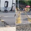 Alcaldía de Ibagué reemplazará reductores de velocidad dañados por unos más rígidos