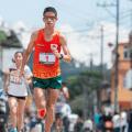 El atleta tolimense Jeisson Suárez clasificó a los Juegos Olímpicos de Tokio