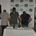 Sorprendieron a dos hombres incumpliendo detención domiciliaria y portando un arma de fuego