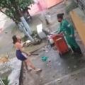 Una mujer amenazó con machete a una trabajadora de Interaseo en Ibagué