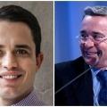 Revuelo en redes sociales por vómito que Uribe le hizo tomar a su hijo Jerónimo