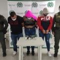 Desarticularon banda delincuencial dedicada al hurto de residencias en Ibagué