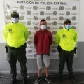 Capturan en el Tolima a alias 'El Paisa' buscado por las autoridades del Quindío y la Interpol