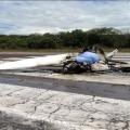 Una persona muerta y otra herida deja accidente de avioneta en Mariquita