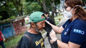 Este sábado vacunarán contra el COVID-19 a habitantes de calle de Ibagué