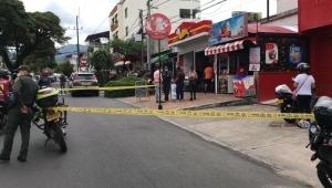 Se registró una balacera en la calle 28 con avenida Ambalá en Ibagué