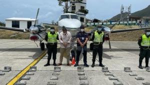 Capturados por caso de narcoavioneta en Providencia ya están siendo procesados por EE.UU.