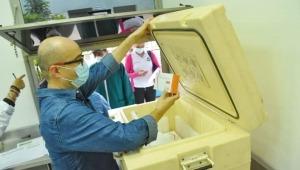Llegaron 11.000 vacunas contra COVID-19 para mayores de 50 años en el Tolima