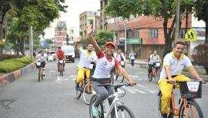 Este domingo 2 de mayo no habrá ciclovía en Ibagué
