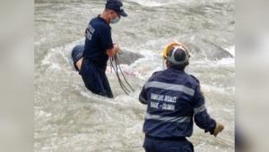 Hallan cadáver de un hombre en el Río Combeima de Ibagué