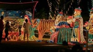 Figuras en gran formato y en 3D harán parte del alumbrado navideño en Ibagué
