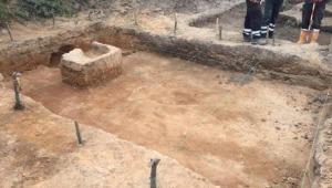 Hallan tumbas muiscas en medio de obras de Transmilenio en Bogotá