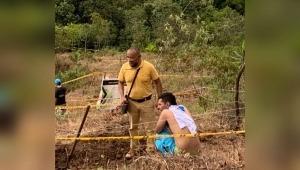 Buscan identificar a presunto responsable de la invasión en el cerro de la comuna Seis de Ibagué