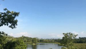 Mariquiteños buscan proteger a la Laguna del Silencio