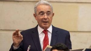"""""""El Ejército en las calles es urgente"""": expresidente Álvaro Uribe"""