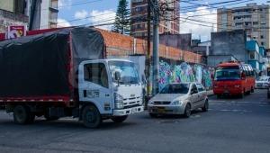 Accidentes: el 'pan de cada día' en el cruce de la carrera Tercera con calle Sexta